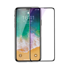 Baseus Screen Protector Tempered Glass For iPhone X 10 4D Surface Full Cover