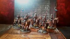 Death Korps of Krieg Death Rider Squadron painted pack 1 Warhammer 40k