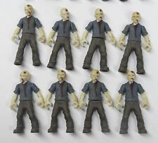 lot 8  Bloks Call of Duty Zombies Outbreak The Walking Dead action figure J7