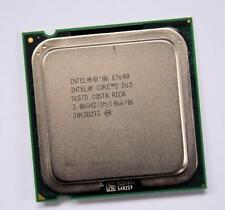 Intel core 2 Duo A E7600 (SLGTD) Dual core 3.06GHz/3M/1066 Spina LGA775 CPU