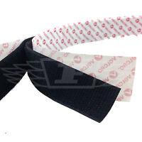 Male fastener tape self-adhesive Tape 1 Large fastener tape 25mm hook tape white self-adhesive hook and loop