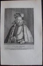 TYCHO BRAHE NÉ TYGE OTTESEN BRAHE, ASTRONOME (1546-1601)