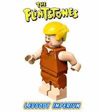 LEGO Minifigure The Flintstones - Barney Rubble - idea048 FREE POST