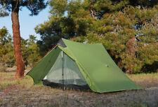 3F UL GEAR 2Personen Ultraleichtes Campingzelt im Freien Grün 3 Saison New Green