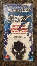 1992 Marvel GHOST RIDER II Spirit of Vengeance Trading Cards Sealed Box FreeShip