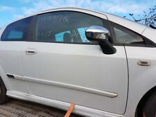 FIAT PUNTO EVO COMPLETE DRIVER DOOR OFF A CAR WE ARE BREAKING 760/A