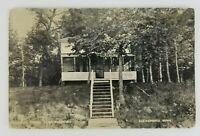 Postcard Lake House Lake Andrews Alexandria Minnesota