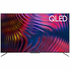 NEW TCL 55 Inch C715 4K UHD HDR Android Smart QLED TV 55C715