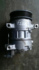 PEUGEOT 208 1.2 PETROL  2014 air condition pump AIRCON PUMP 9672247080 BREAKING