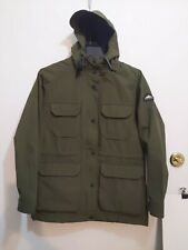 "PENFIELD WOMEN'S ""KASSON"" HOODED OLIVE PARKA SIZE: XS"