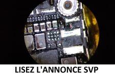 Réparation carte mère iPhone RÉTRO ECLAIRAGE BACK LIGHT 6/6s/6+/6s+/7/7+/8...