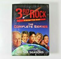 3rd Rock from the Sun: DVD The Complete Series - Season 1-6
