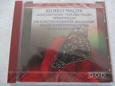 Beliebte Walzer - Wiener Volksopernorchester, Franz Bauer-Theussl - CD Neu & OVP