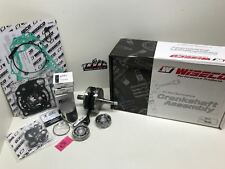 SUZUKI RM 125 ENGINE REBUILD KIT CRANKSHAFT, NAMURA PISTON, GASKETS 2001-2003