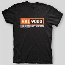 HAL 9000 T-Shirt - Kubrick 2001 Star Space UFO Wars Horror Sci Fi - Sizes S-4X