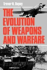 Evolution of Weapons and Warfare (Paperback or Softback)