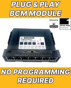 VAUXHALL INSIGNIA PLUG & PLAY BCM BODY CONTROL MODULE 13504342 NO CODING NEEDED