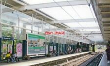PHOTO  TOTTENHAM HALE RAILWAY STATION LONDON N17 2007 VIEW SOUTHWARDS TOWARDS LO
