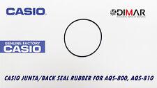 CASIO GUARNIZIONE/ BACK SEAL RUBBER, PER MODELLI. AQS-800, AQS-810