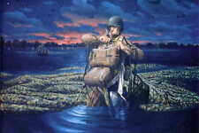 C-47 Airborne Easy Company D-Day Normandy Drop Large poster #2