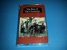 The Chieftains - THE BEST OF THE CHIEFTAINS - cassette (1992, SONY CANADA)