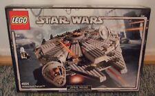 LEGO Star Wars MILLENNIUM FALCON Set 4504 New Hoth Leia C-3PO Han Solo Minifigs
