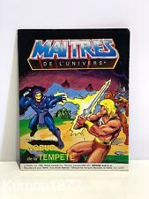 Motu, Masters Of The Universe, EYE OF THE STORM, French Canadian, Comic, He-man