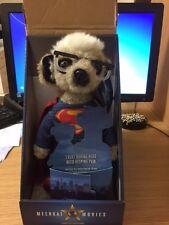 Meerkat Juguete Sergi como Superman