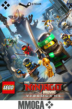 The LEGO Ninjago Movie Video Game - Steam Spiel PC Download Code - Für EU