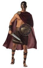 Mens Spartan Warrior Greek Film Fancy Dress Costume