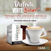 THERMOGEN COFFE OMNILIFE 30 PACKS ✅✅FREE SHIPPING ✅✅