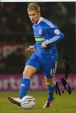 MIDDLESBROUGH HAND SIGNED TARMO KINK 6X4 PHOTO 3.