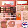 18 Colors SWEET PEACH Glow Eyeshadow Face Makeup And 3 Colors Blush Palette