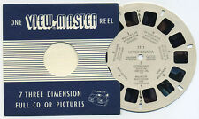 Upper BAVARIA I Germany 1955 Belgium-made ViewMaster Single Reel 1511