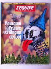 L'Equipe Magazine du 9/10/1999; Pourquoi la France est dingue de Foot ?/ Laconi