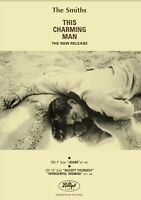 The Smiths Poster 'This Charming Man' A3 Size