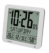 Jumbo Large Radio Controlled Wall Clock ( UK Version ) , Large 3.27 inches Time