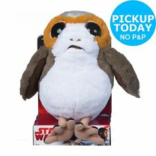 Disney Star Wars Porg Soft Toy. From the Official Argos Shop on ebay