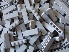 50 New Lego City 1x4 Light Bluish Gray Bricks Cars Castle Trains Set Parts