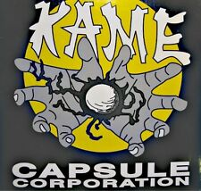 ++CAPSULE CORPORATION kame (2 versions) MAXI 1993 NASTY VG++