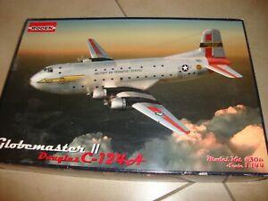 RODEN Flugzeugbausatz Douglas C-124A Globemaster II 1:144  Nr.306 Ungebaut  OVP