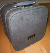 Vintage Gray Sony Micro TV Case Tokyo Japan