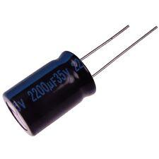 4 Elko Kondensator radial Jamicon TK 2200uF 35V 105°C 073392