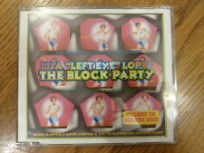 "Lisa ""Left Eye"" Lopes The Block Party 2001 CD"