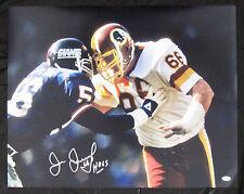 "Joe Jacoby Washington Redskins 16x20 with ""Hogs"" Inscription - Buy Direct & Save"