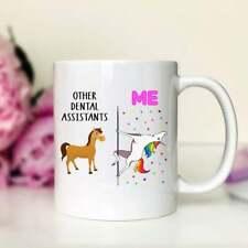 Other Dental Assistants Me Unicorn Dental Assistant Mug Dental Assistant Gift