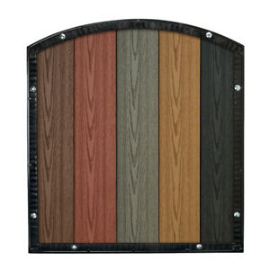 Composite Gate & Fence Boards Tongue & Groove 1850x161x19mm Low Maintenance
