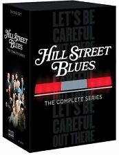 HILL STREET BLUES: THE COMPLETE SERIES, DVD BOX SET, FREE SHIPPING, NEW.