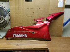 S* OEM 2007 Yamaha YZFR6 YZF R6 Right Side Lower Under Fairing Cowl Cover Panel