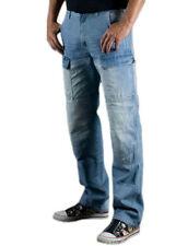 Pantalons en kevlar pour motocyclette Homme